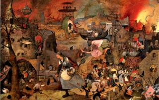 La locura en la historia del arte.