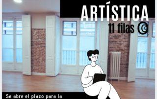 nueva residencia artística